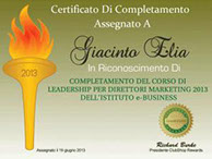 Direttore Marketing certificato