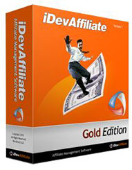 iDevAffiliate software per affiliate marketing gold edition