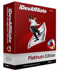 iDevAffiliate software per affiliate marketing Platinum edition